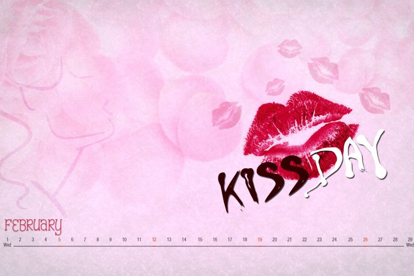 Happy Kiss Day 2016 Wallpapers HD