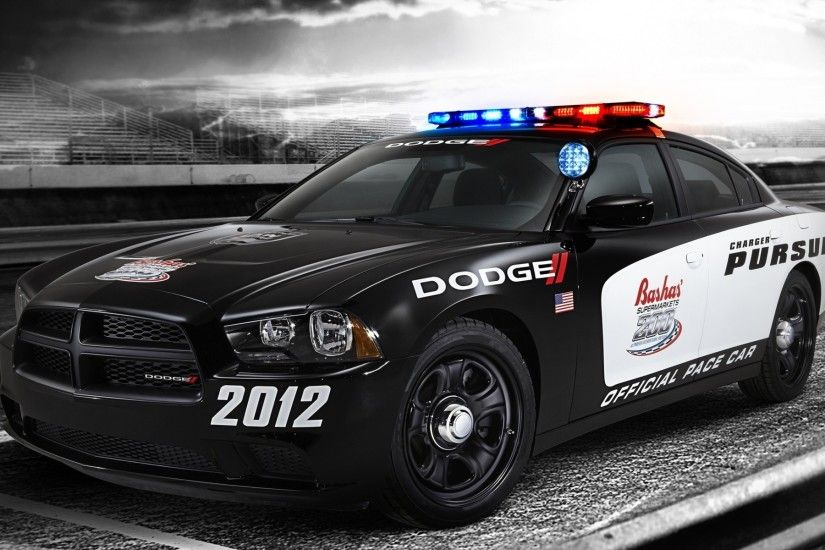 USA, Dodge Charger, Police car