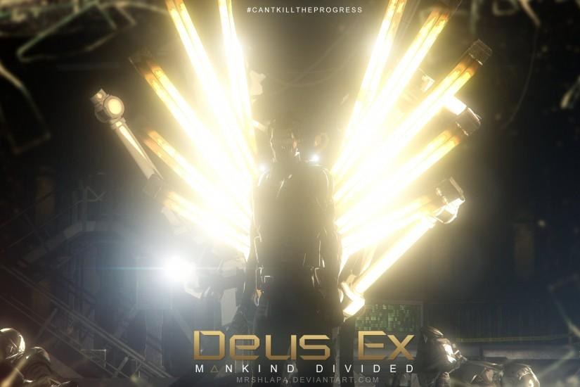 DEUS EX MANKIND DIVIDED cyberpunk action rpg fighting fps shooter tactical  stealth 1demd warrior wallpaper | 3072x1728 | 687042 | WallpaperUP