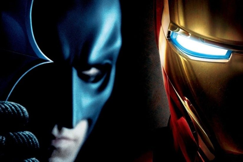 Batman Vs Ghost Rider & Iron Man Parte 2