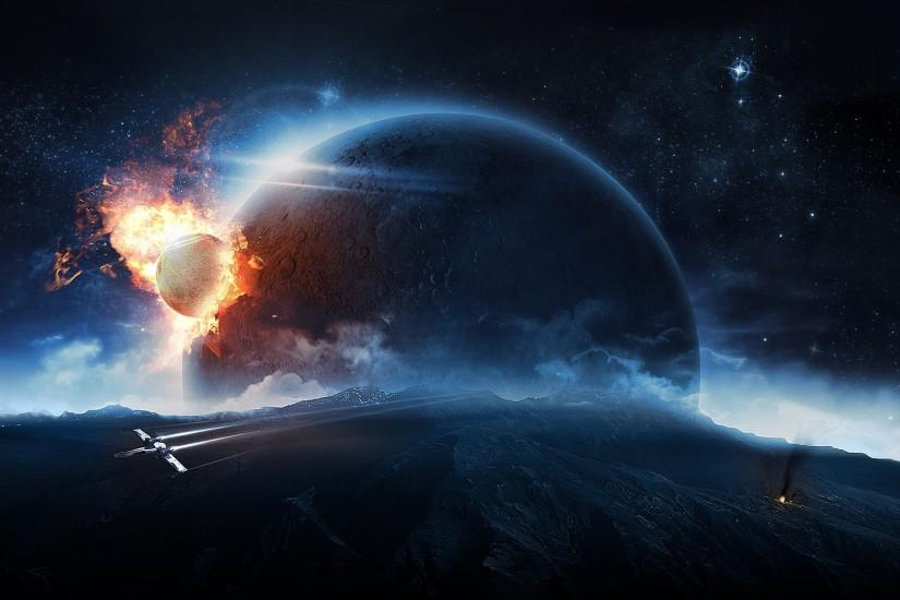 Download High Resolution Space Wallpapers Widescreen pictures in high .