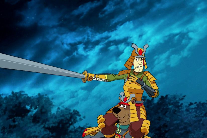 Scooby-Doo-And-Samurai-Sword-Wallpaper-Hd | HD Wallpapers