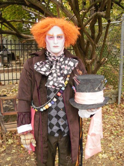 ... johnny depp costume makeup makeup wonderhowto · ken byrne as the mad  hatter cincinnati makeup artist jodi byrne 7 ...