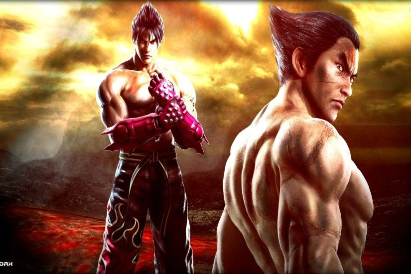 Tekken 7 kazuya wallpaper jin kazama kazuya mishima tekken tag tournament 2 voltagebd Gallery