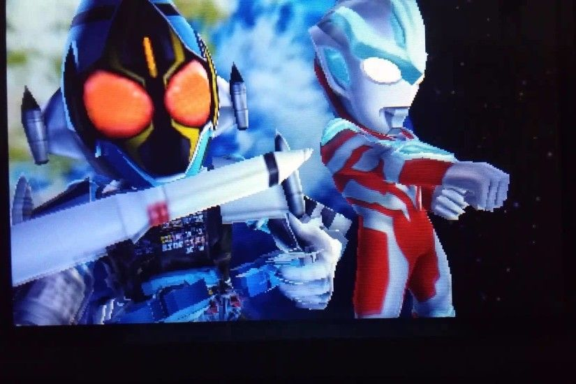 ... Ultraman Ginga, Victory and X by Zer0stylinx on DeviantArt Ultraman  Ginga Victory Wallpaper ...