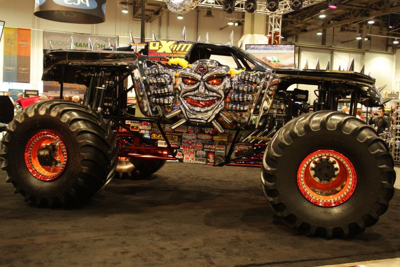 Monster Trucks Wallpaper Wallpapertag