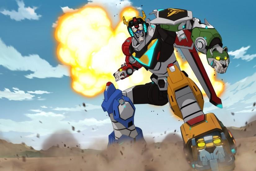 Netflix's 'Voltron' reboot causes a standing ovation at Wonder-Con - LA  Times