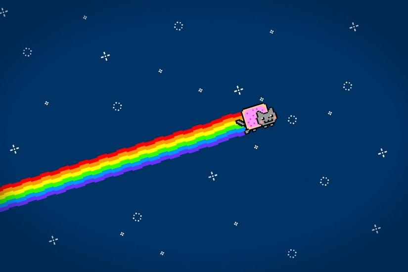 Nyan Cat Wallpaper Download Free Awesome Full Hd Backgrounds For