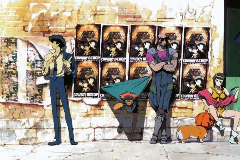widescreen cowboy bebop wallpaper 1920x1080