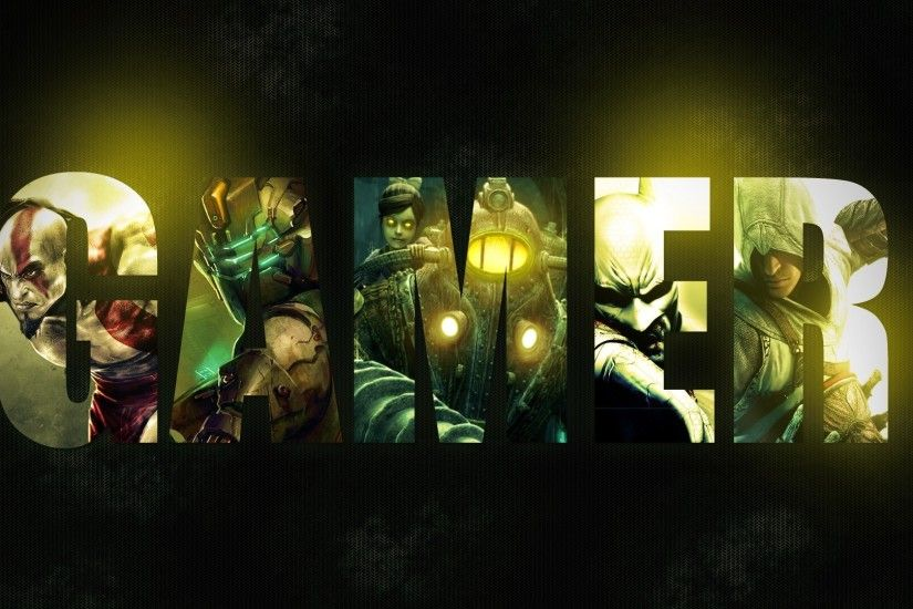 Gaming Wallpapers