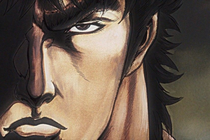 hokuto no ken fist of the northstar kenshiro Wallpaper HD download