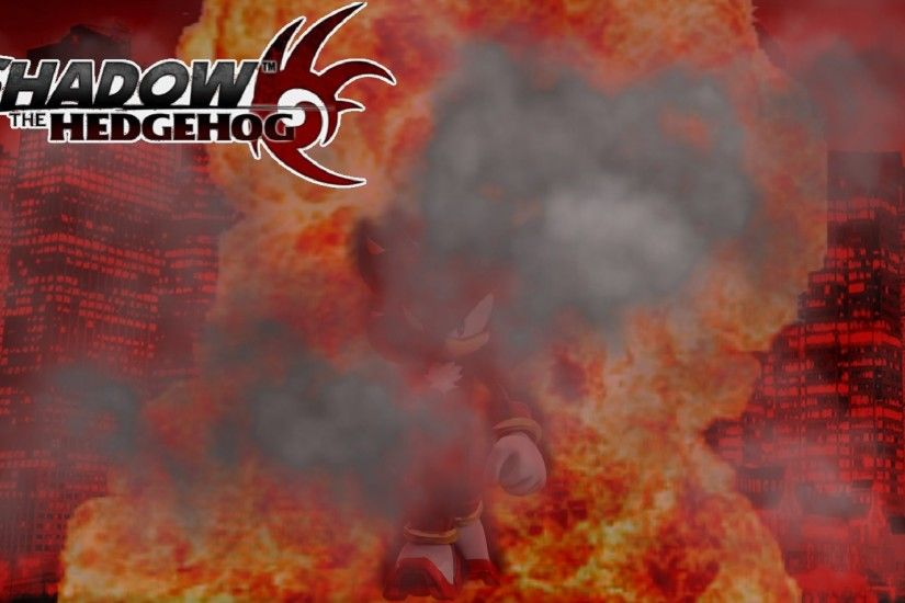 Shadow The Hedgehog Wallpaper by ShadowTheHedgehog24 Shadow The Hedgehog  Wallpaper by ShadowTheHedgehog24