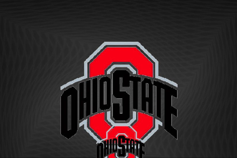 Ohio State Buckeyes Hintergrund probably with a multiplex and a business  district titled ATHLETIC LOGO #