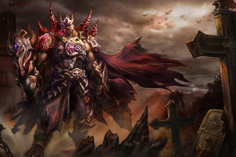 Demon warrior Fantasy HD desktop wallpaper, Warrior wallpaper, Demon  wallpaper - Fantasy no.