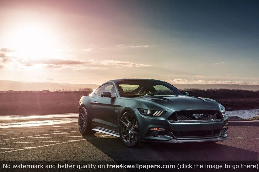 Ford Mustang GT Velgen Wheels 4K or HD wallpaper for your PC, Mac or Mobile  device
