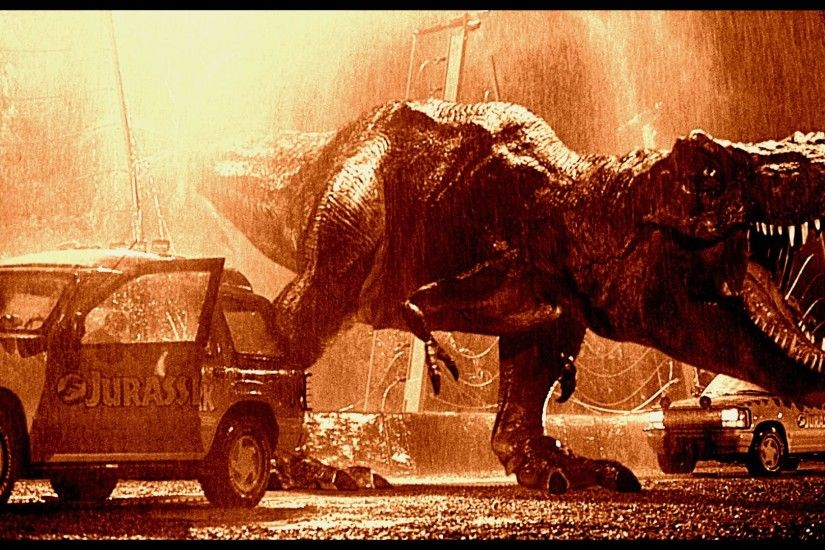 JURASSIC PARK adventure sci-fi fantasy dinosaur movie film rain dark  wallpaper | 1920x1080 | 289299 | WallpaperUP