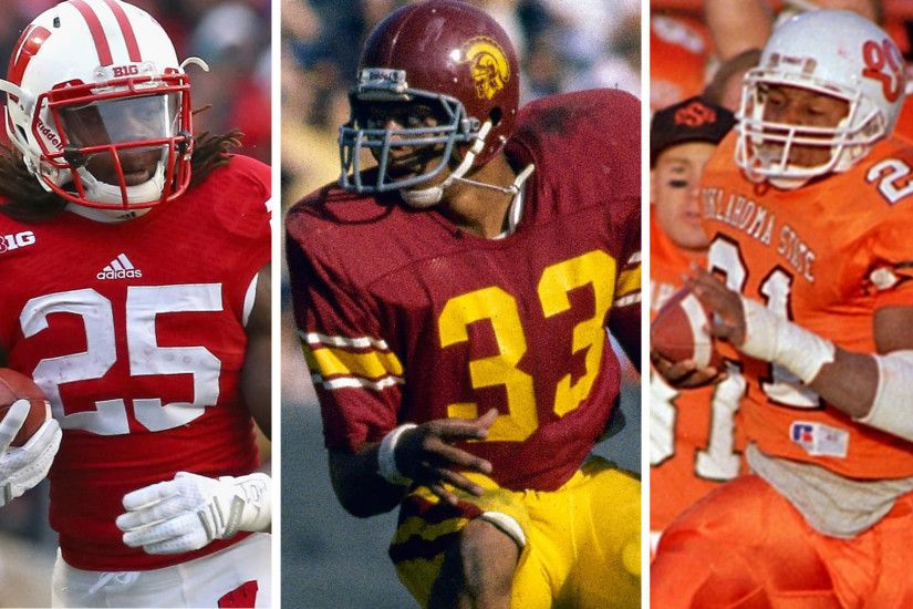 Top 10: Barry Sanders top all-time single-season rushing leaders