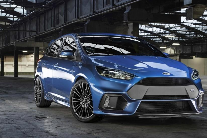 2016 Ford Focus RS Wallpaper | HD Car Wallpapers