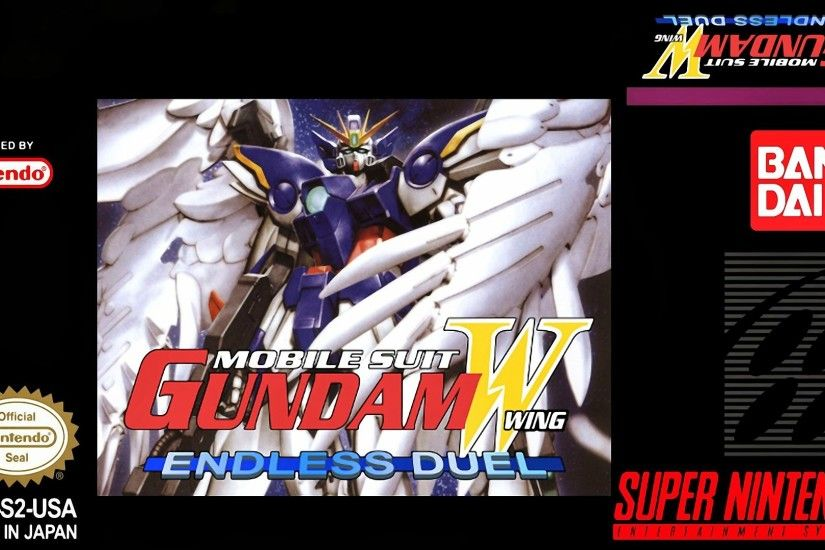 free screensaver wallpapers for gundam wing endless duel, 1920x1080 (333 kB)