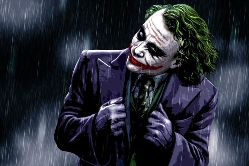 The Joker - The Dark Knight Wallpaper (23437897) - Fanpop