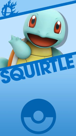 <b>Squirtle</b> got excepted into <b>smash<