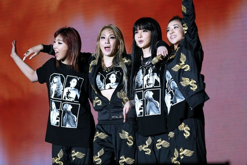 "[PHOTOS] 140322 2NE1 at ""All Or Nothing"" Concert in Hong Kong (HQ)"