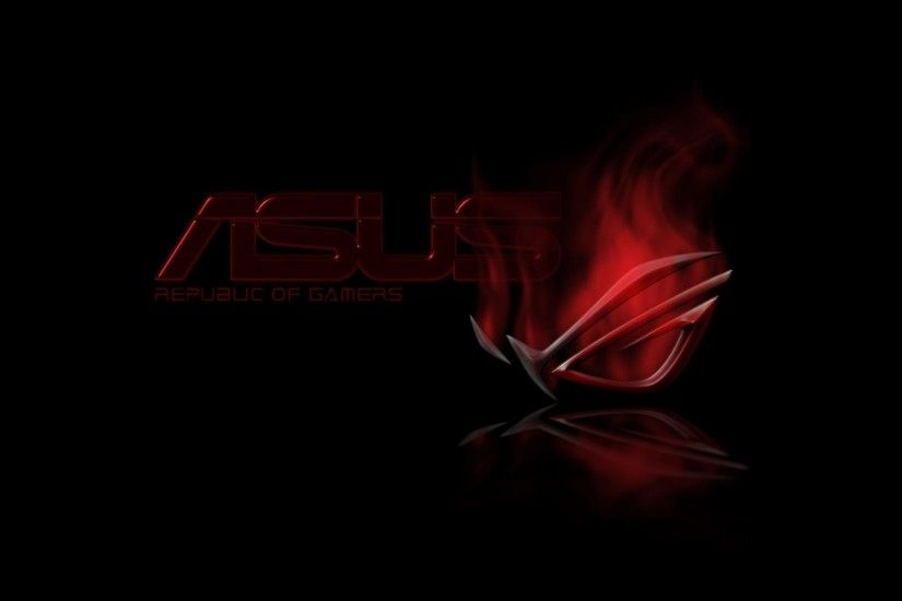 Republic Of Gamer Asus Rog Wallpaper