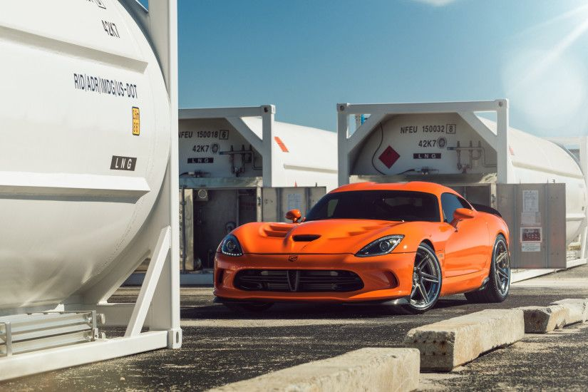 ADV1 Wheels Dodge Viper