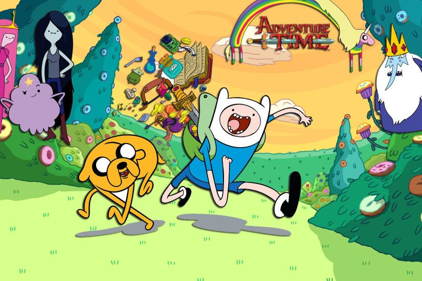 Adventure Time Wallpaper 11819