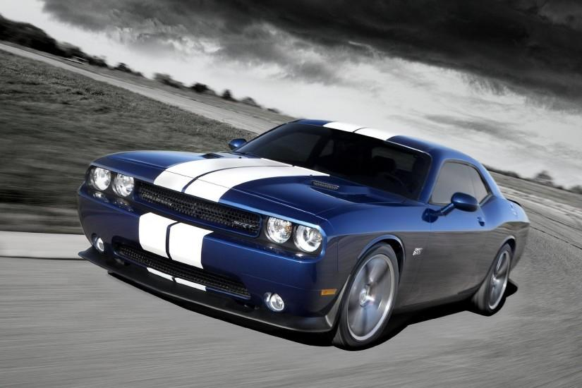 dodge challenger srt8 wallpaper hd image - Automotive Zone