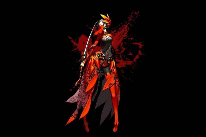 blade and soul wallpaper 3072x1920 for android