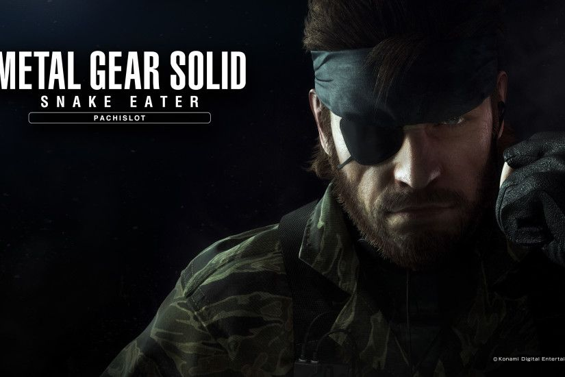MGS-Snake-Eater-Pachislot-Wallpaper-PC-1 ...