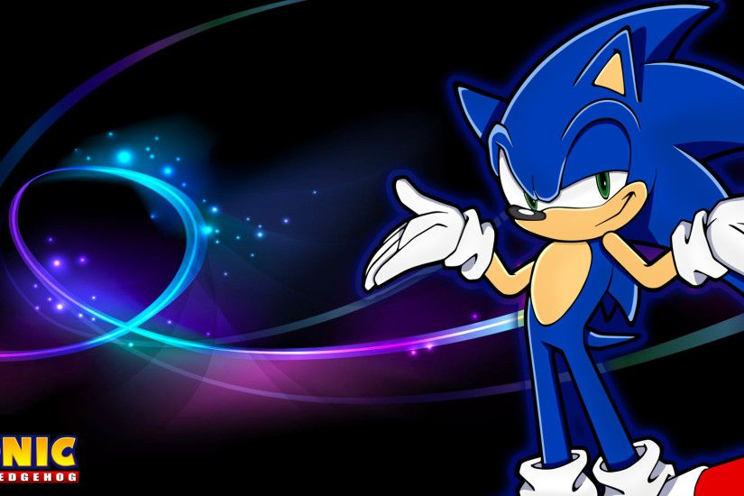 Sonic wallpaper HD download free.