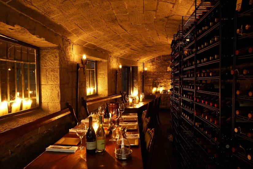 Ironic: A Secret Wine Tunnel Is Beneath the Guinness Castle - Condé Nast  Traveler