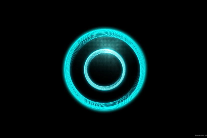 Tron: Legacy circles for 1920x1080