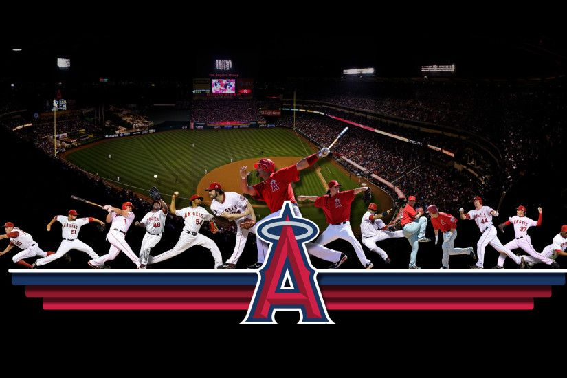 angels of anaheim desktop wallpaper