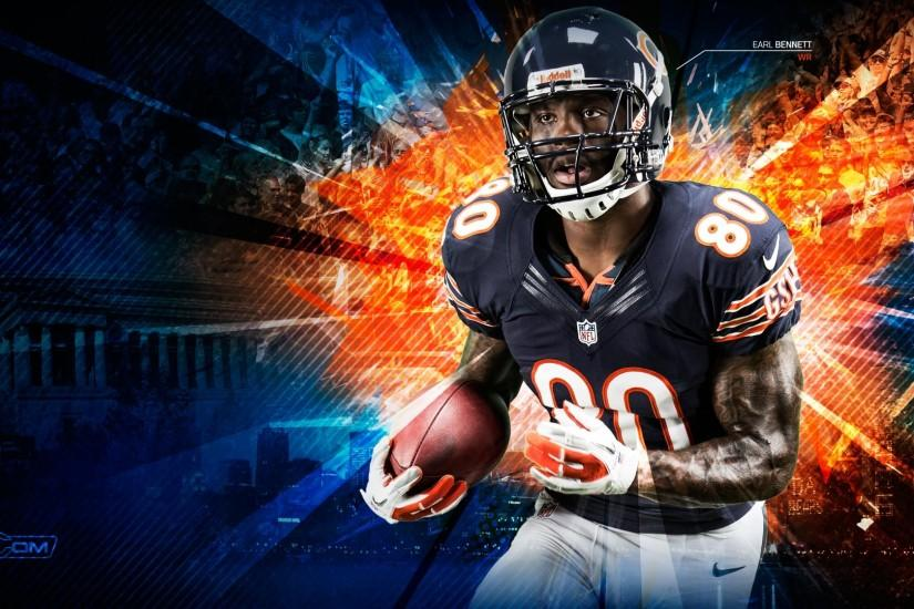 Chicago Bears Wallpaper HD.