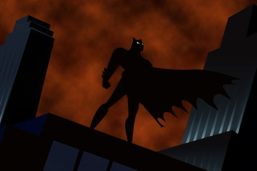 1 Batman: The Animated Series HD Wallpapers | Backgrounds - Wallpaper Abyss