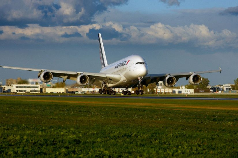 Airbus A380-800 Aircraft Air France Airliners