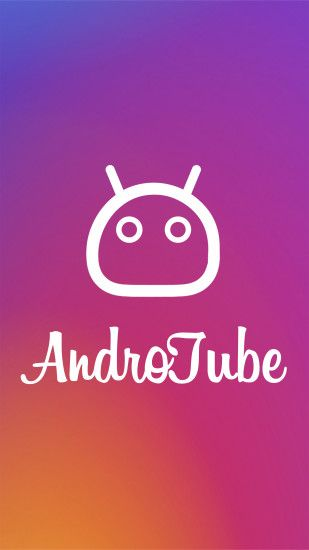 Instagram Androtube Wallpaper 2# by AndroDesign