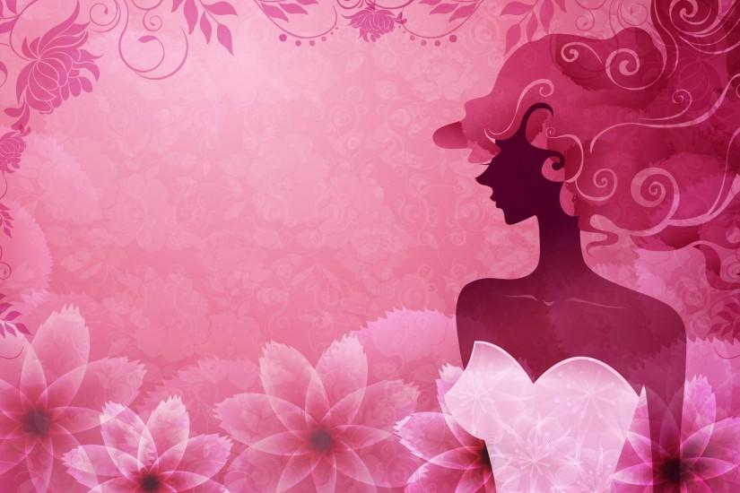 Cool Wallpaper Designs for Girls | Cool Background Designs For Girls Pink  design girl wallpaper