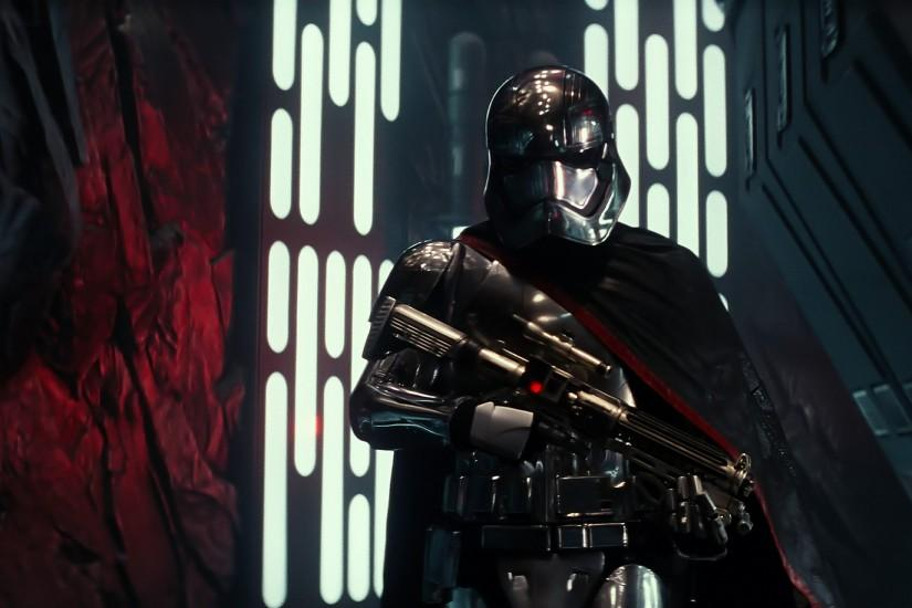 General 2560x1080 Star Wars: The Force Awakens Captain Phasma Star Wars