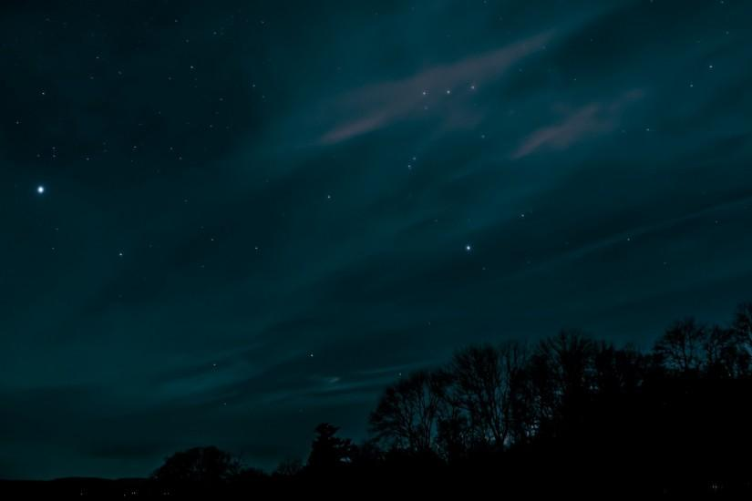 widescreen night sky wallpaper 1920x1080 ipad retina