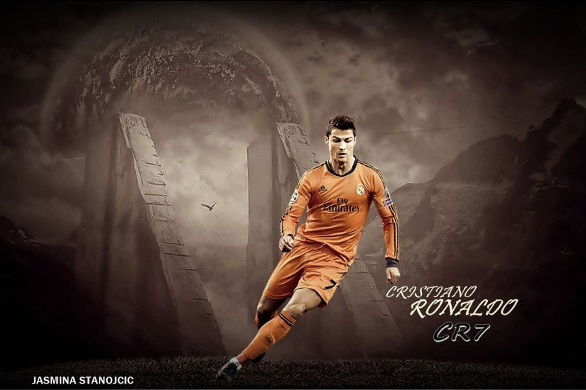 Cristiano Ronaldo 2014 Real Madrid wallpaper