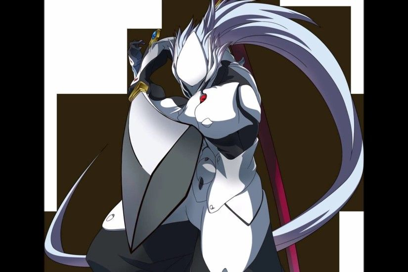 BlazBlue - Theme Hakumen