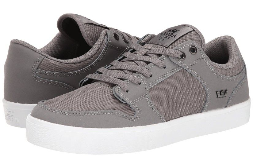 Grey/Gum/Nubuck Supra Vaider LC Shoes For sale,sale supra shoes,