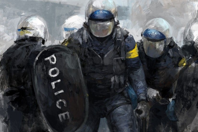 Police Computer Wallpapers, Desktop Backgrounds | 2560x1919 | ID .