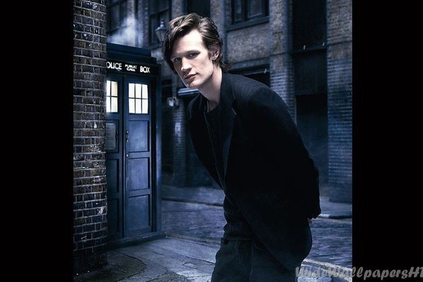 11th Doctor Wallpaper