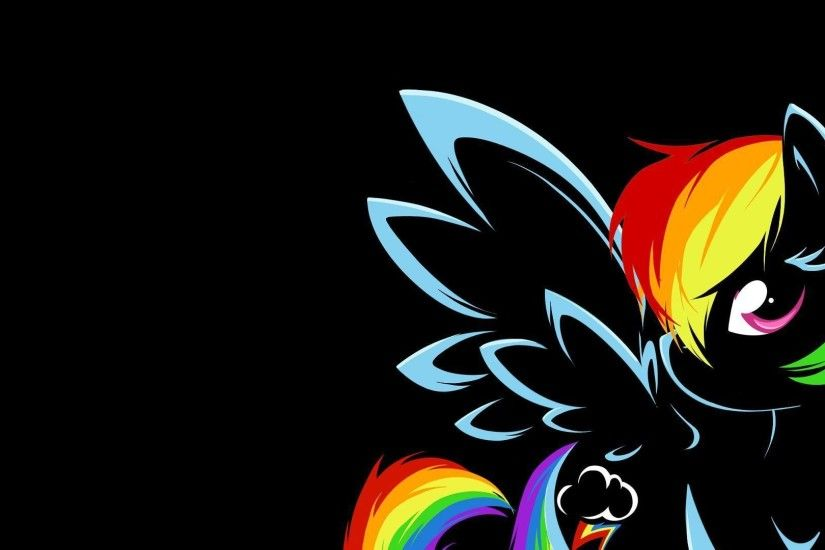 Animals For > My Little Pony Wallpaper Rainbow Dash