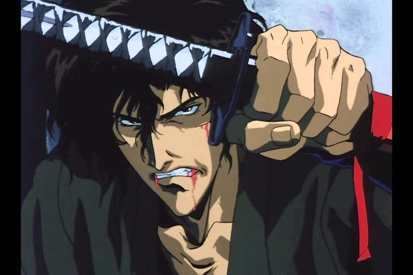 Ninja Scroll - 'let's just call it quits..'